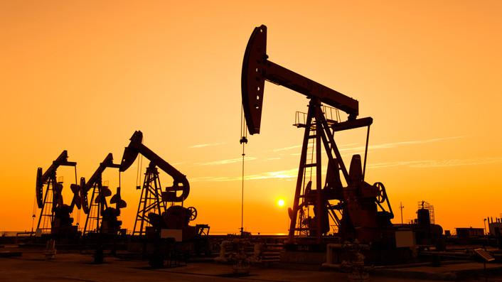 WTI-olaj: száguldás a köbön