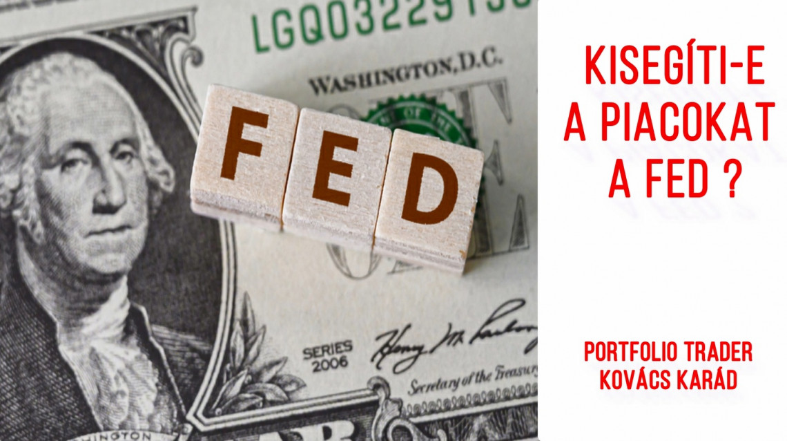 Kisegíti-e a piacokat a FED?