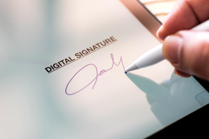 Docusign: hasít a digitális aláírás
