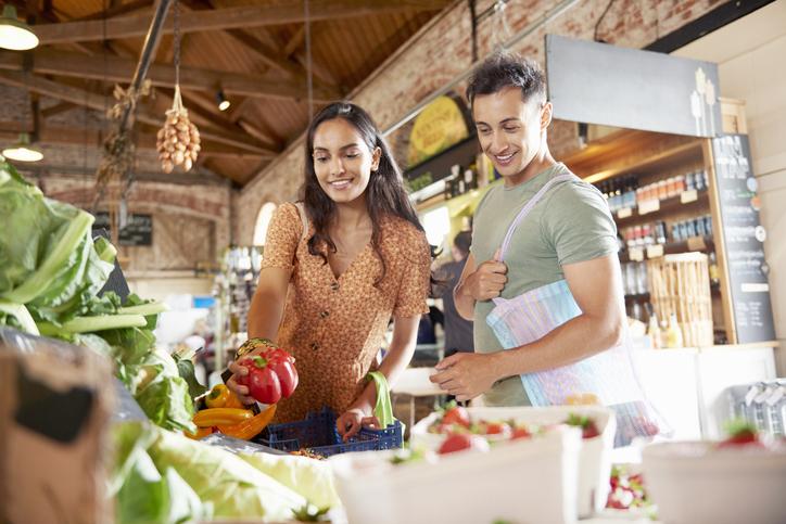 Sprouts Farmers Market: a szép árunak mindenki örül