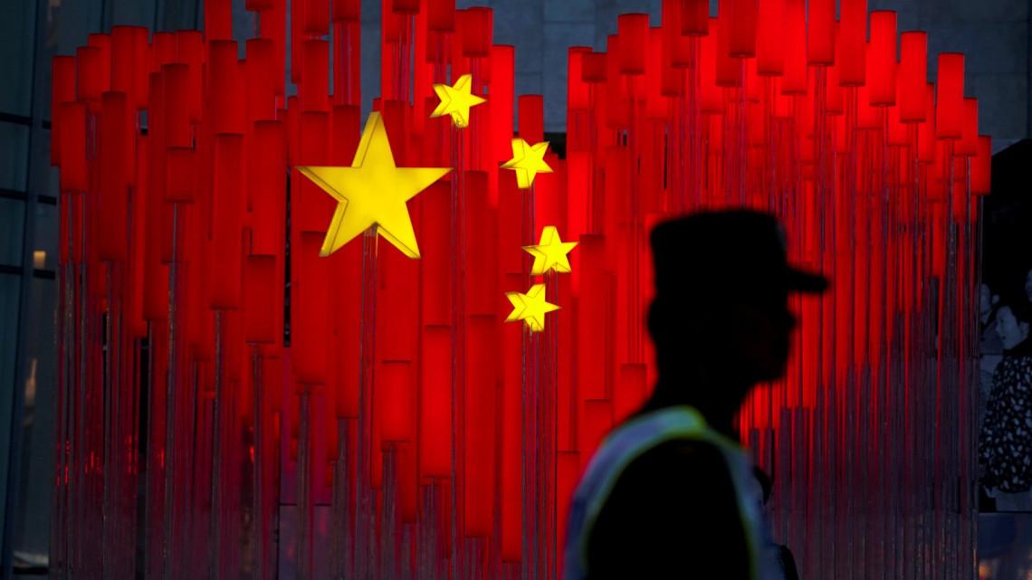 A kínai sárkány támadása