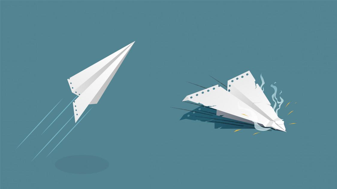 Zuhanórepülés előtt a légitársaságok részvényei?
