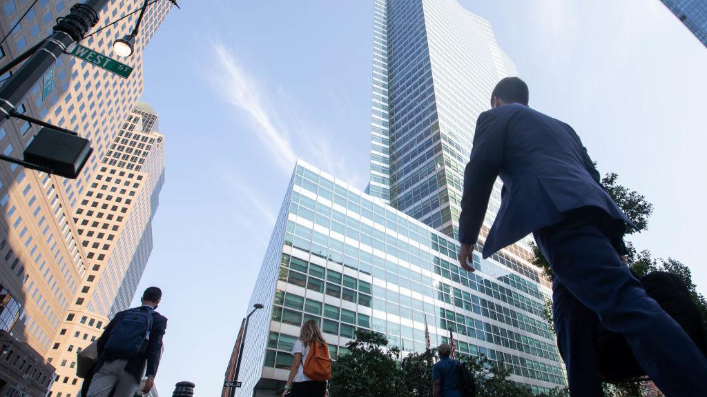 Új csúcsnál a pénzügyi szektor a részvénypiacon