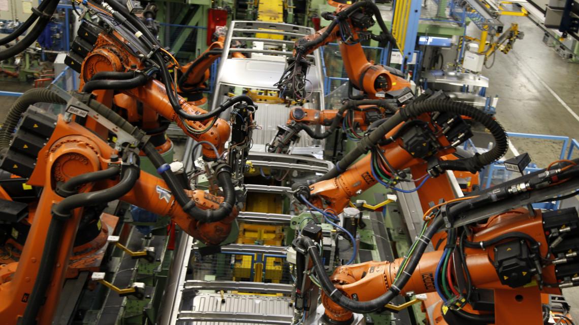 Csökkenő trendben az ipari szektor, eljött a shortosok ideje?